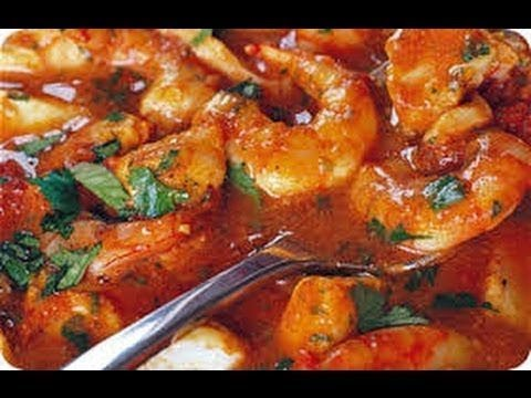 Recipe - Prawn Masala with Red Gravy - Easy Cook with Food Junction