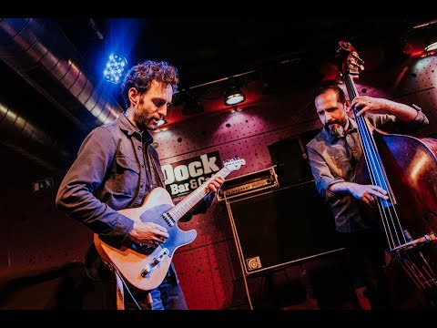 Julian Lage - Back at Jazz Dock