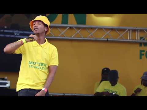 EMTEE ROLL UP LIVE 23/11/19,  SESHEGO,#MOTSEPE_FOUNDATION
