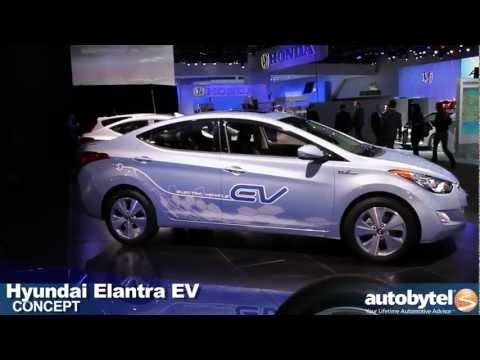 2012 Detroit Auto Show Highlights: From A to V