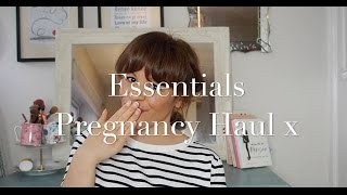Top 6 items to kick start my pregnancy wardrobe at the beginning of my 2nd trimester. Shop the Haul ASOS Maternity Top with ...