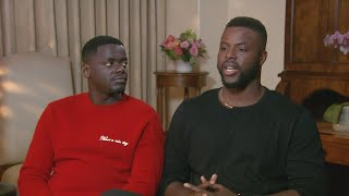 Video 'Black Panther': Winston Duke and Daniel Kaluuya (FULL INTERVIEW) MP3, 3GP, MP4, WEBM, AVI, FLV Juli 2018
