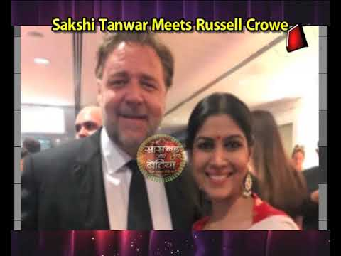 Video Bollywood News   Sakshi Tanwar Meets Russell Crowe download in MP3, 3GP, MP4, WEBM, AVI, FLV January 2017