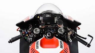 1. 2016 Ducati Desmosedici GP