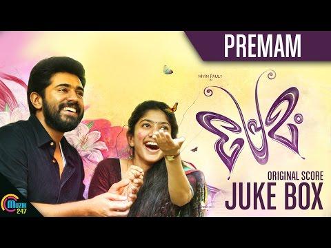 Premam (Original Score) -Juke Box