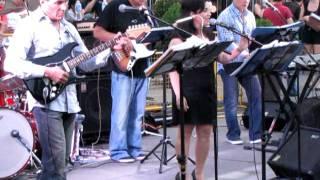 Vizzini Italy  city photos : Taste of ITALY - Toronto 17/JUN/2011 - Antonella Vizzini and Euroblu Band