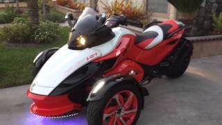 8. Can-Am Spyder RSS Special Series
