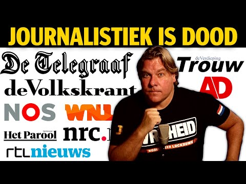 Journalistiek is dood : Jensen