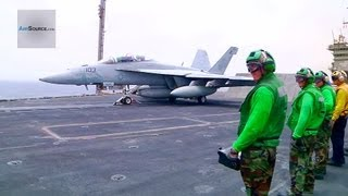 FA-18F Super Hornet Launch