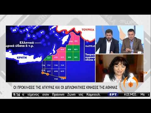 Οι προκλήσεις της Άγκυρας και οι διπλωματικές κινήσεις της Αθήνας | 03/06/2020 | ΕΡΤ