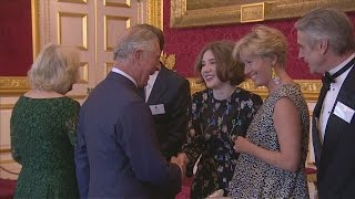 Little Berkhampstead United Kingdom  city photos gallery : Prince Charles hosts reception for Britain's Oscar winners