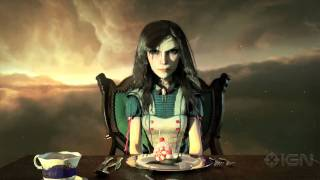 Видео Alice: Madness Returns