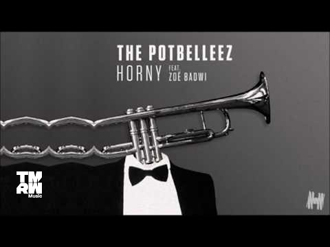 The Potbelleez - Horny (Radio Edit)