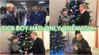 Video TOUCHING: Putin Almost Start Crying When He Heard About Boy's Dream MP3, 3GP, MP4, WEBM, AVI, FLV Februari 2019