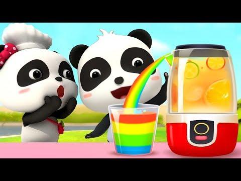 Magical Kitchenware: Baby Panda Chef | Oven, Frying Pan, Juicer | BabyBus Cartoons