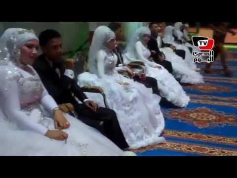 «زفاف جماعي» لغير القادرين للاحتفال بقناة السويس الجديدة بحضور المحافظ
