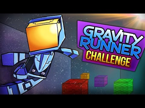 runner - I've been challenged by Logdotzip to play this epic 1.8 Gravity based parkour map. Can I beat his score!? Watch and find out! Get awesome games CHEAP here: https://www.g2a.com/r/minecraftuniverse...