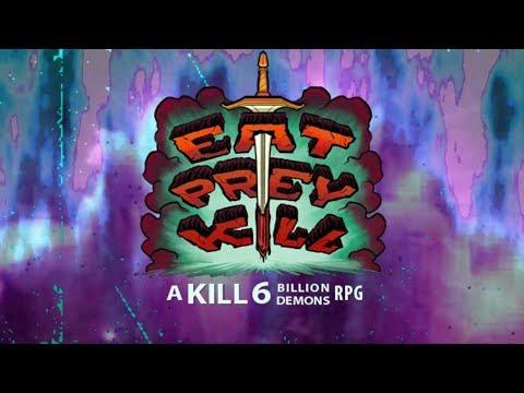 Eat Prey Kill! - Season 3 - Episode 2