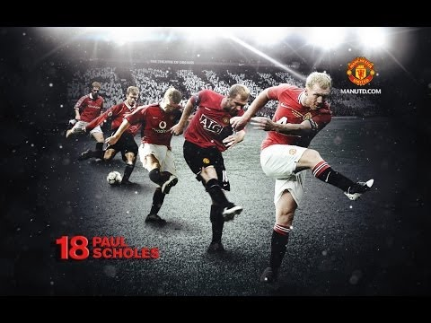 Paul Scholes  :: Best Goals Ever ::  HD