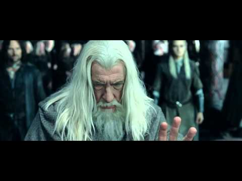 [The Two Towers]  [The Cure of Theoden]