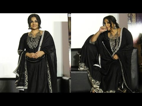 I Can't be Begum Jaan & Speak 'SHAYARANA' Urdu Says Vidya Balan