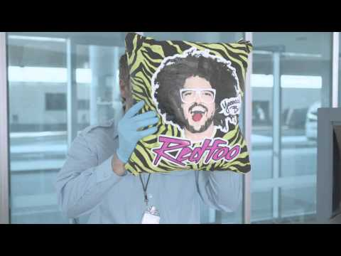 Redfoo Hosting 2013 MTV EMA's