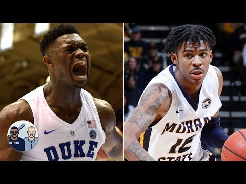 Besides Zion, which 2019 NBA draft prospect can change an NBA franchise? | Jalen & Jacoby