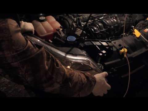 Передний бампер на форд фокус 2 универсал фотография