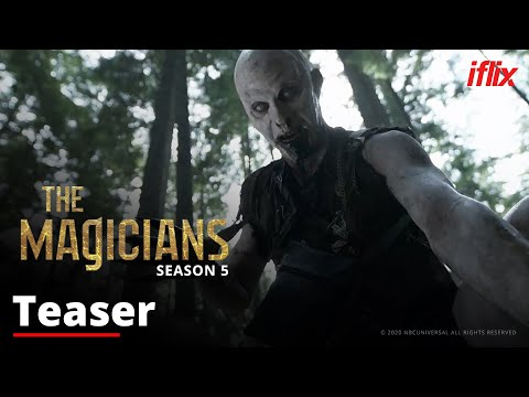 The Magicians Season 5 | Episode 503 The Mountain of Ghost | Watch Now on iflix