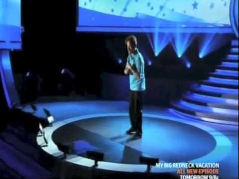 Josh Blue: 2006 Winner of NBC's Last Comic Standing, Paralympic Soccer Player