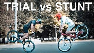 Video STUNT vs TRIAL + konkurs w/ Piotr Bielak MP3, 3GP, MP4, WEBM, AVI, FLV Maret 2019