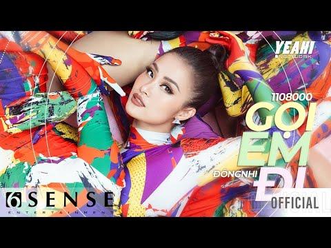 Gọi Em Đi - Đông Nhi Ft TikTok [ Official Dance MV ] - Thời lượng: 3 phút, 57 giây.