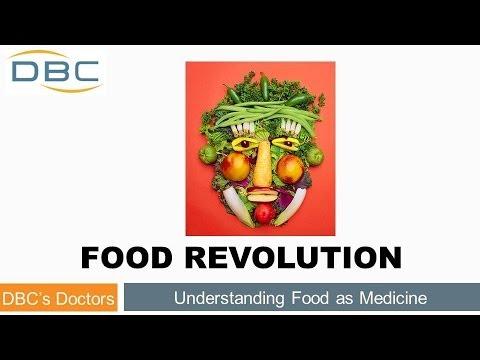 Food Revolution: Using Food as Medicine