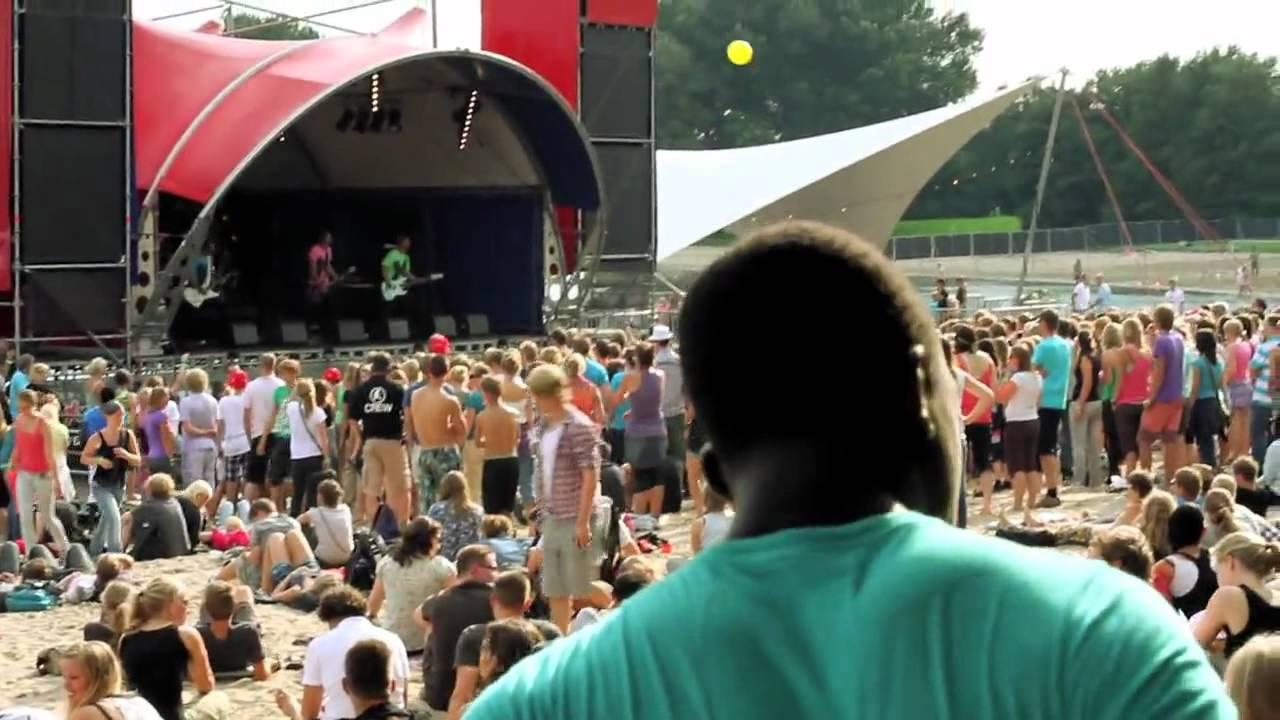 Impressie Xnoizz Flevo Festival 2010