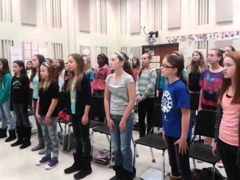 Franklin Township Middle School - Girls' Choir