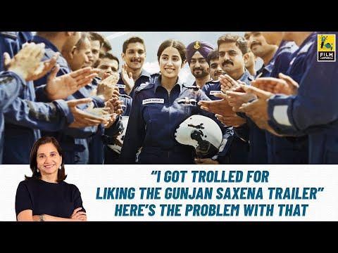 I Got Trolled For Liking The Gunjan Saxena Trailer. Here's Why That's A Problem | Anupama Chopra