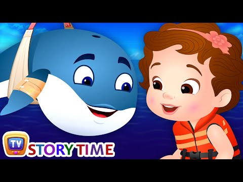 ChuChu and the Blue Whale - Good Habits Bedtime Stories & Moral Stories for Kids - ChuChu TV