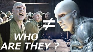 Video People on Paradise Are NOT Engineers - Who Are They ? - Alien Covenant MP3, 3GP, MP4, WEBM, AVI, FLV Oktober 2018