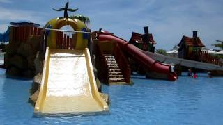 Bahia Principe Jamaica Runaway Bay WATER PARK TOUR Travel Guru TV = The Travel Channel Travel videos from all over the world. Have fun! YouTube: ...