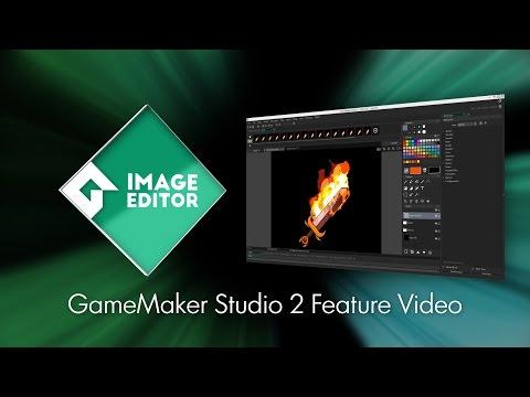 GameMaker Studio 2 - Image Editor