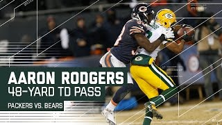 Aaron Rodgers NFC North Winning Touchdown Pass (2013) | Bears vs. Packers (2013) | NFL by NFL