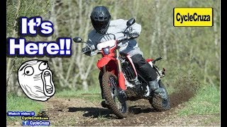 10. ALL NEW 2019 Honda CRF450L - FAST Lightweight Dual Sport!