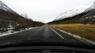 Ålesund to Eidem in 2min 21 sec