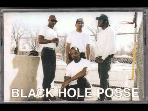Black Hole Posse - Black Hole Niggas (Don't Give A Fuck)
