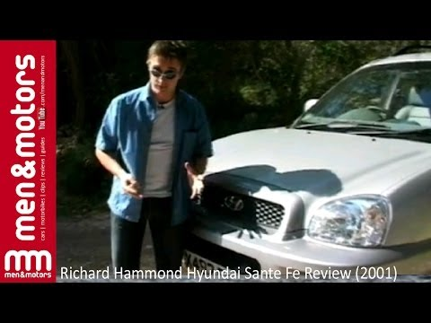 Richard Hammond Hyundai Sante Fe Review (2001)