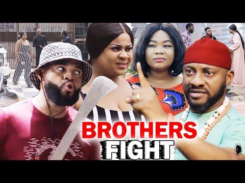 BROTHERS  FIGHT SEASON 1&2 - Yul Edochie New Movie 2020 Latest Nigerian Nollywood Movie Full HD