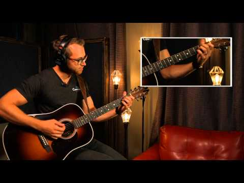 Risen: From Covenant Worship (Official Acoustic Guitar Tutorial)