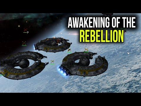 Awakening of the Black Sun | AOTR | Rebel Campaign 3, Episode 9