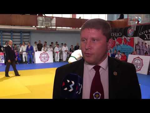 В КИЦ провели чемпионат Севастополя по дзюдо