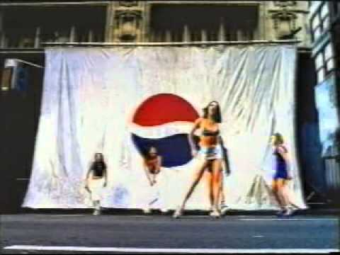 Banned Commercials   Pepsi   Spice Girls